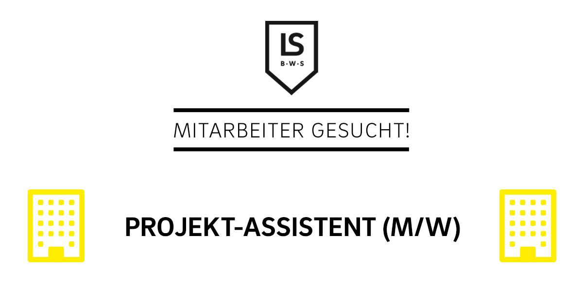 Projekt-Assistent als rechte Hand des Geschäftsführers (m/w)